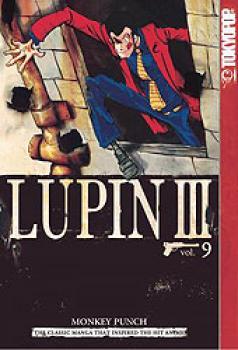 Lupin III vol 09 GN