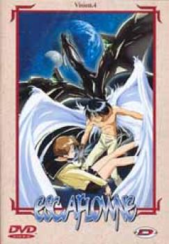 Escaflowne vol 04 DVD PAL NL/FR
