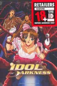 Idol of darkness DVD
