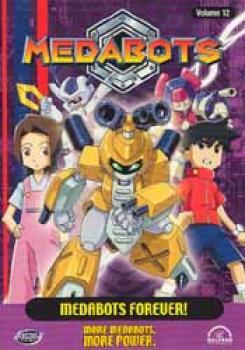 Medabots vol 12 Forever DVD