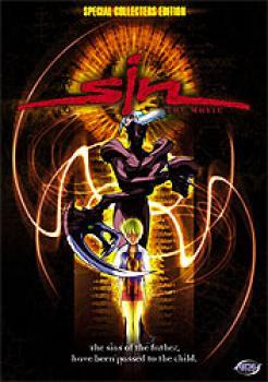 Sin Special edition DVD