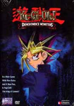 Yu gi oh vol 16 Dungeon dice monsters DVD