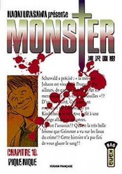 Monster tome 10