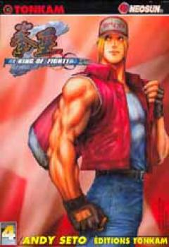 King of fighters Zillion tome 04