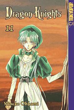 Dragon knights vol 11 GN