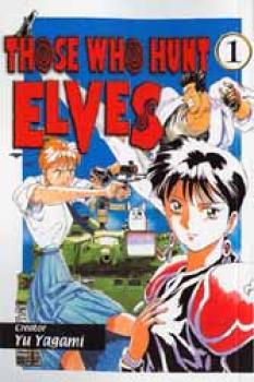 Those who hunt elves vol 01 TP