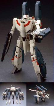 Macross Transformable Action figure VF-1J Ichijo Hikari Deluxe Type  1/48 scale
