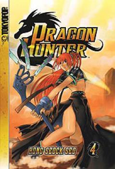 Dragon hunter vol 04 GN