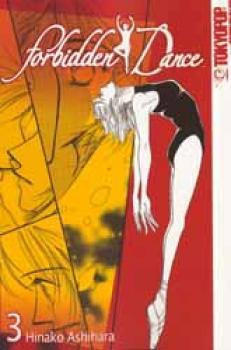 Forbidden dance vol 03 GN