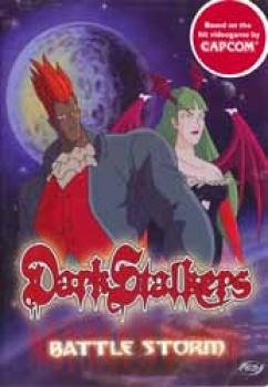 Darkstalkers vol 01 Battle storm DVD