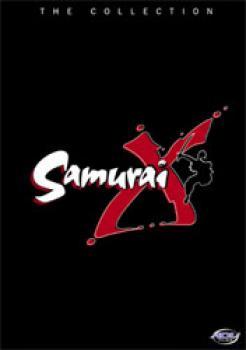 Samurai X OVA collection DVD