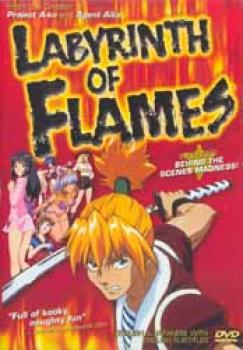 Labyrinth of flames DVD Anime 102 edition