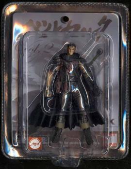 Berserk Mini figure Part 2 - Guts black swordsman Fighting