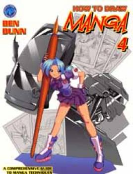 How to draw manga Supersize vol 4 TP