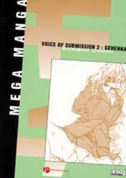 Megamanga vol 08 Voice of submission 2 Gehenna GN