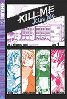 Kill Me, Kiss Me vol 01 (of 05) GN