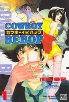Cowboy bebop tome 01