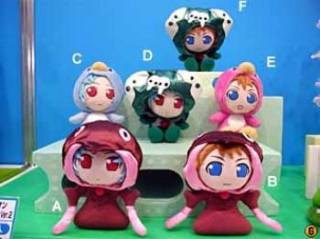 Evangelion dolls version 2 doll F