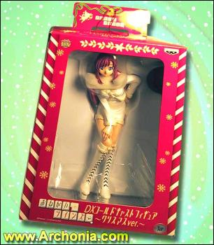 Onegai teacher Deluxe Coldcast XMAS figure B Mizuno