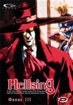 Hellsing vol 03 DVD PAL NL/FR