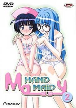 Hand maid May vol 02 DVD PAL NL