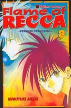 Flame of Recca tome 08