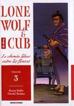 Lone wolf and cub tome 03