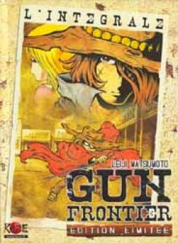 Gun frontier - L'integrale DVD box