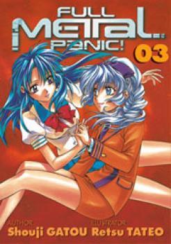 Full metal panic vol 03 TP