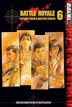 Battle royale vol 06 GN