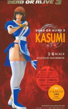 Dead or alive 3 Kasumi resin statue