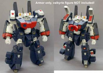 Macross 1/60 Armored Valkyrie Weapons/Armors Set for VF-1J