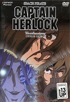Captain Herlock vol 02 Tendrils of fear DVD