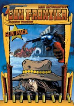 Gun frontier Gun pack Alpha case DVD
