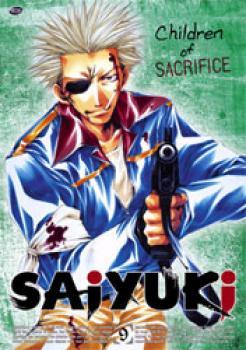 Saiyuki vol 09 Children of sacrifice DVD