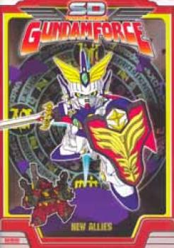 SD Gundam force vol 02 New allies DVD