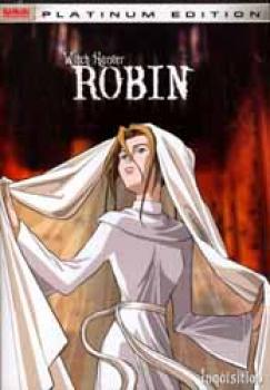 Witch hunter Robin vol 3 Inquisition DVD