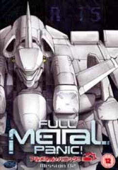 Full metal panic vol 02 DVD PAL UK