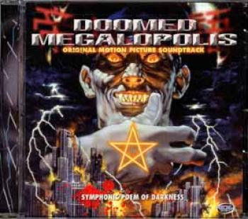 Doomed megalopolis OST CD