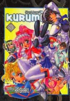 Steel angel Kurumi vol 03 TP