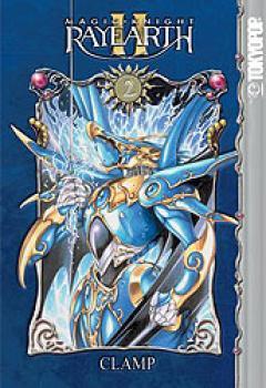 Magic knight Rayearth II vol 02 GN
