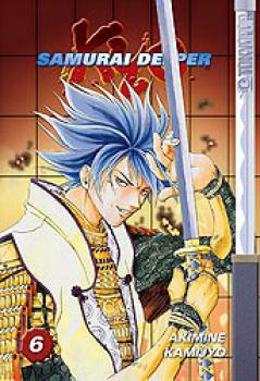 Samurai deeper Kyo vol 06 GN