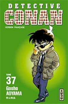 Detective Conan tome 37