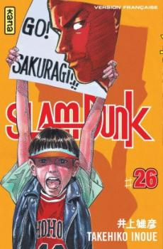 Slam Dunk tome 26