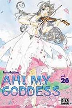 Ah my Goddess tome 26