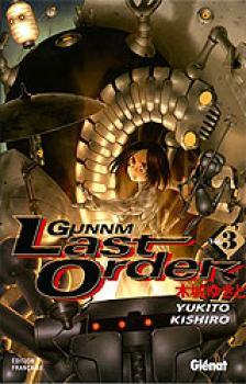 Gunnm Last order tome 03