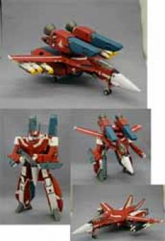 Macross Transformable Action figure VF-1J Super valkyrie Miria 1/48 scale
