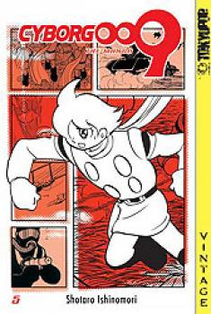 Cyborg 009 vol 05 GN
