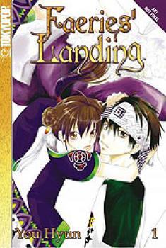 Faeries' landing vol 01 GN