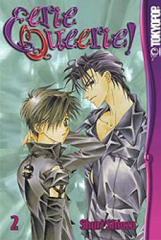 Eerie Queerie (Ghost) vol 02 GN